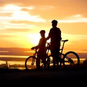 Cycling honeymoons