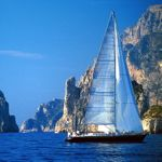 Explore Capri under sail