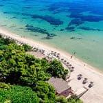 Forte Village beach