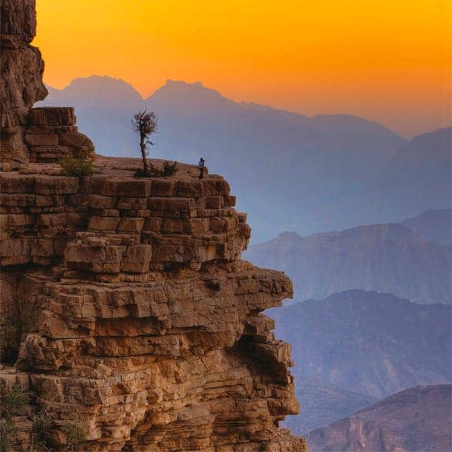 Oman honeymoons