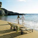 A beach stroll