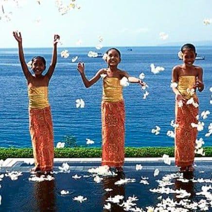 Bali honeymoons