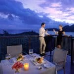 Raffles Romance - In-villa Romantic Dinner