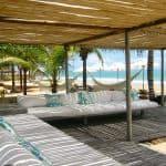Stylish beachfront hotels