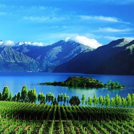 New Zealand honeymoons
