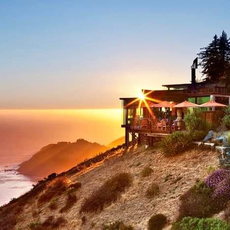 California honeymoons