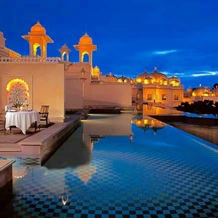 India honeymoons