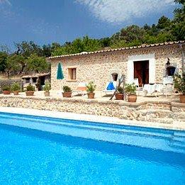 Villas for 2 in Mallorca