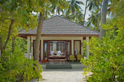 Atmosphere Kanifushi, Sunset Beach Villa