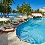 Sandals Barbados - main pool