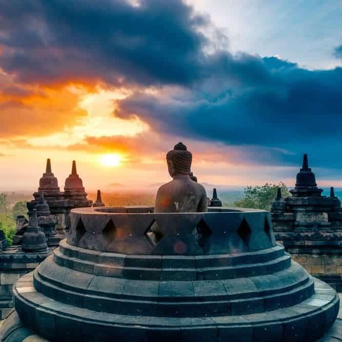 Exsus honeymoons in Indonesia