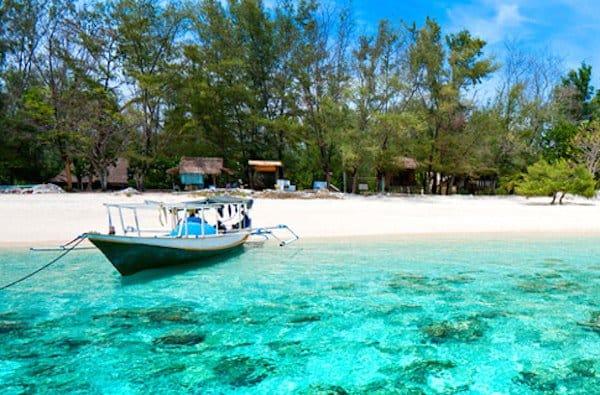 Gili-islands