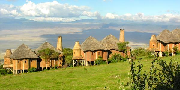 Audley Travel - Ngorongoro Crater Lodge