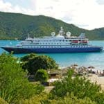 SeaDream in the Caribbean