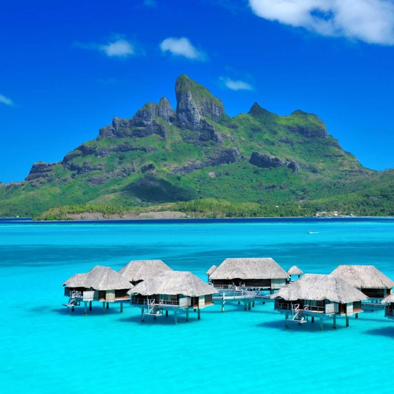 Honeymoons in Tahiti